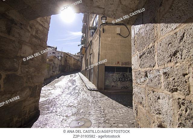 Teruel city, Aragon Spain