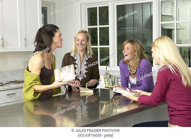 Women in book club
