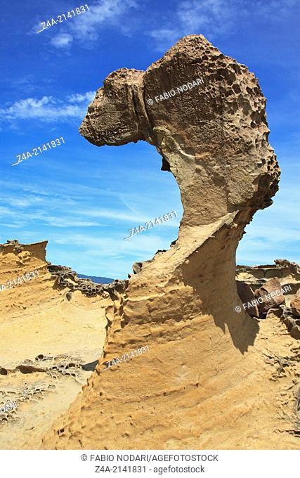 Yeliu geopark, Taiwan