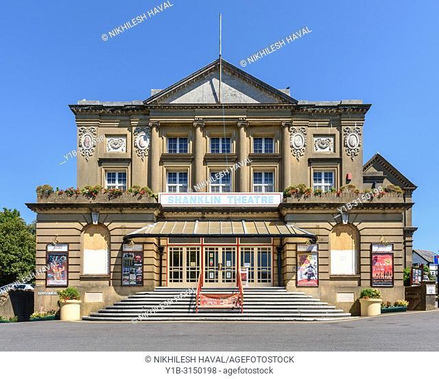 Shanklin Theatre, Isle of Wight, UK