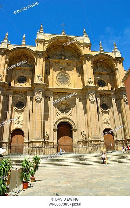 Capilla Real, Royal Chapel, Granada, Spain