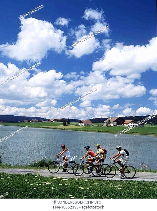 Canton de Neuchatel, lake, lakes, Lac de Tailleres