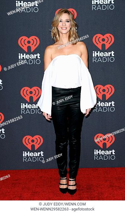 iHeartRadio Music Festival Friday, September 23rd at T-Mobile Arena Las Vegas Featuring: Yael Grobglas Where: Las Vegas, Nevada