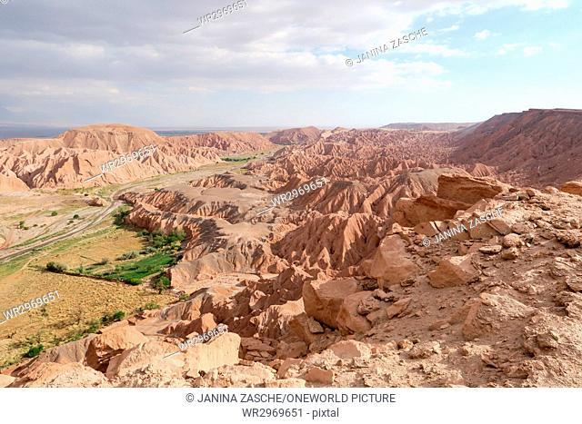Chile, Regio de Antofagasta, San Pedro de Atacama, Atacama desert