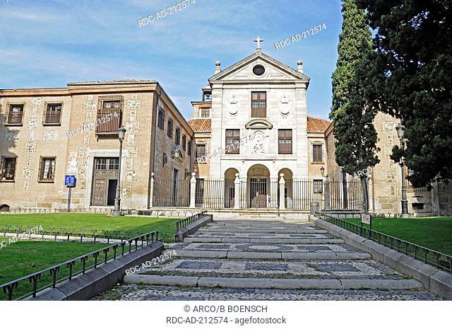 Abbey Monasterio de la Encarnacion, Madrid, Spain