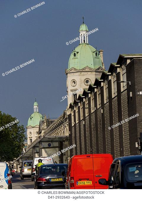 europe, UK, England, London, Smithfield Market