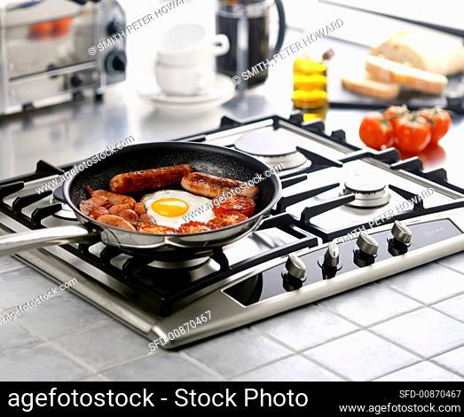 Making breakfast (UK)