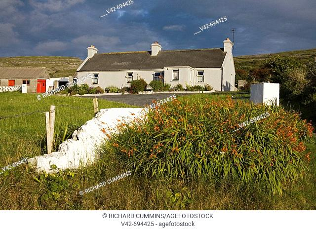 Farm near Fanore County Clare, Ireland
