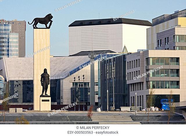 Bratislava - memorial