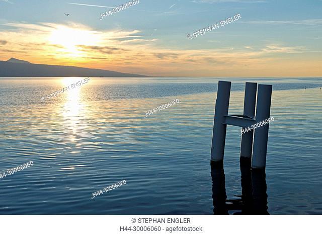Genfersee, Lac Léman, Le Léman, Lac de Genève
