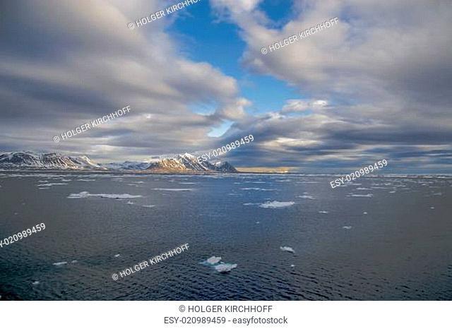 Svalbard ahead