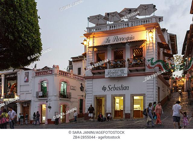 Taxco, Estado de Guerrero, México, América