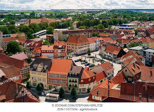 Bad Langensalza ist eine Kurstadt in Thüringen. Sie gehört zu den historisch bedeutendsten Städten im Thüringer Becken und besitzt eine reichhaltige historische...