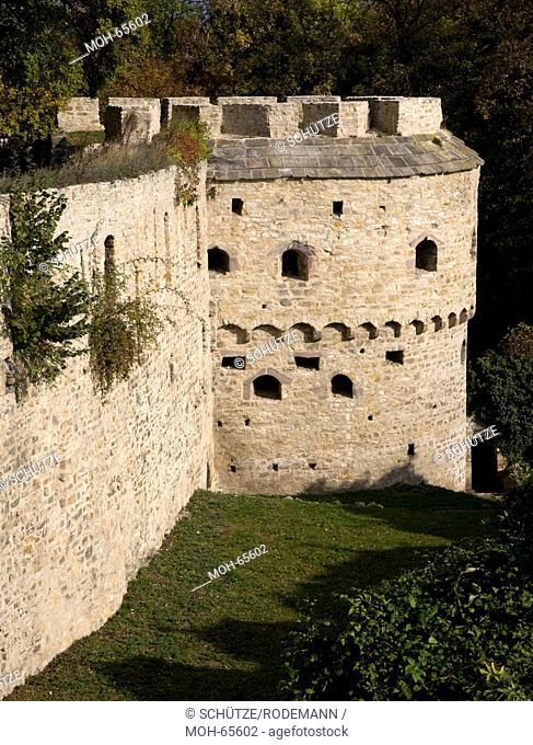 Blick zur Südost-Bastion