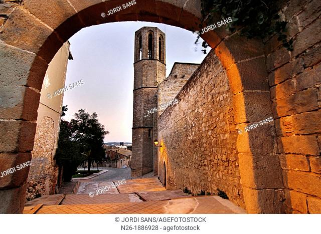 Pedralbes monastery  XIIIth to XVth centuries  Barcelona