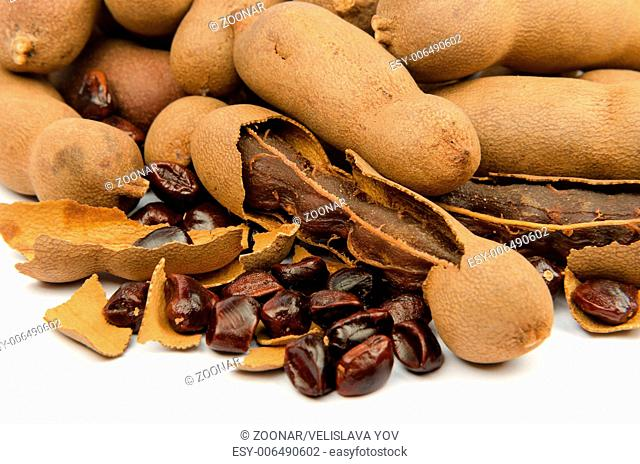 Tamarind - popular food of Southeast Asia, North A