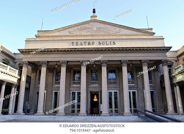 Solis Theatre, Montevideo, Uruguay