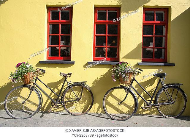 Bike, Bunratty, County Clare, Munster province, Ireland