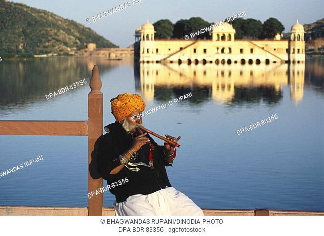 folk musician , rajasthan , india , MR  NO  657
