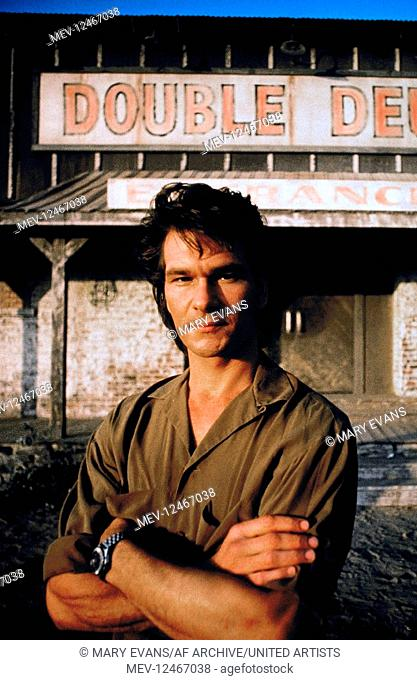 Patrick Swayze Characters: Dalton Film: Road House (USA 1989) Director: Rowdy Herrington 19 May 1989