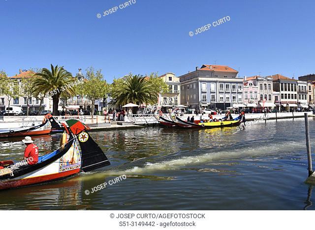 Waterway Aveiro, Portugal