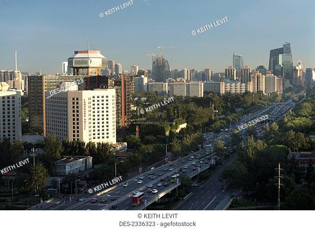 Third Ring Road North, Chaoyang; Beijing, China