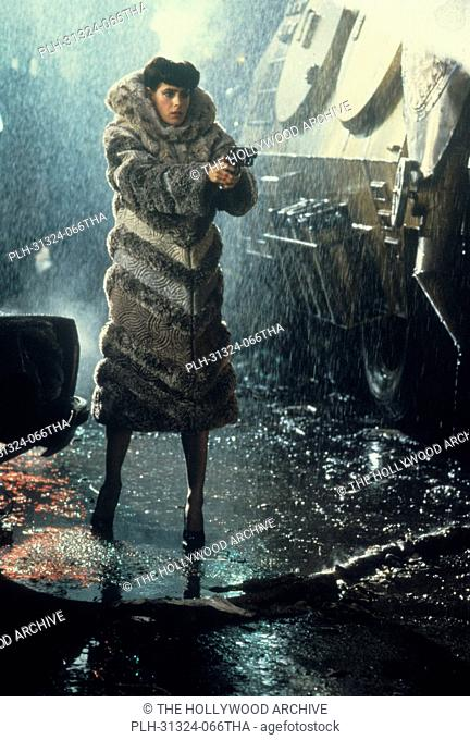 Sean Young, 'Blade Runner' 1982 Warner