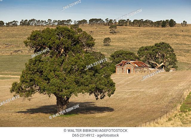 Australia, South Australia, Barossa Valley, Mount Pleasant, old homestead
