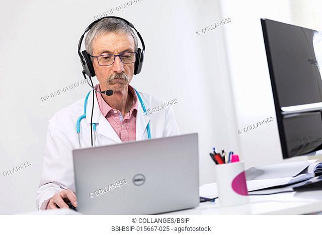 Medical teleconsultation