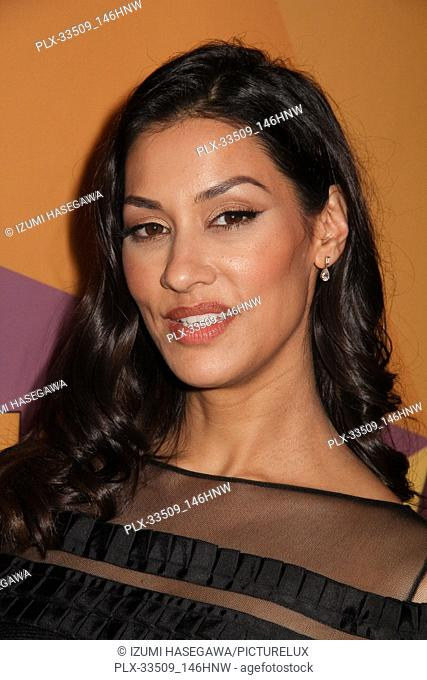 Janina Gavankar 01/07/2018 The 75th Annual Golden Globe Awards HBO After Party held at the Circa 55 Restaurant at The Beverly Hilton in Beverly Hills