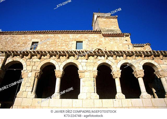 Nuestra Señora de Rivero. San Esteban de Gormaz. Soria province. Castilla y León. Spain
