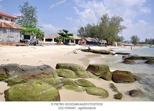 Sihanoukville (Cambodia): Serendipity Beach