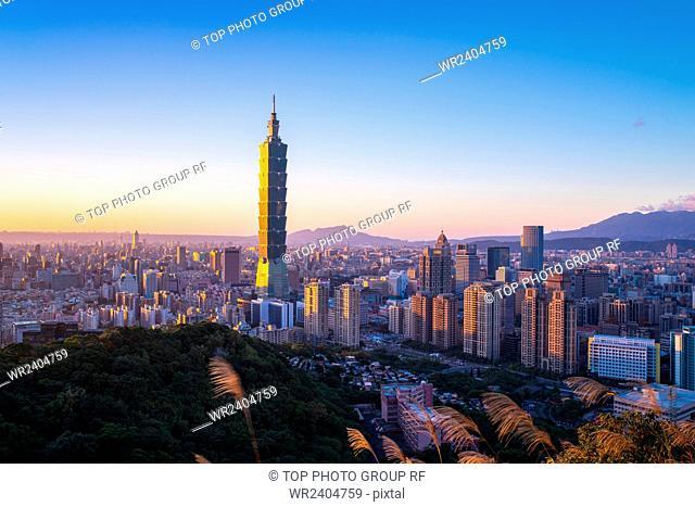 Shilin District Taipei City Taiwan