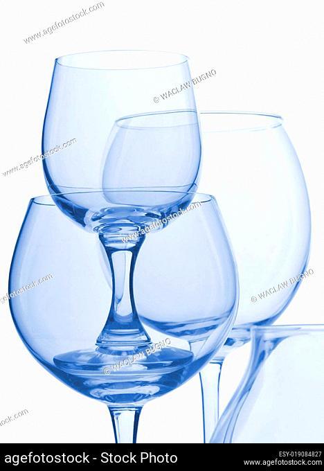Glasses composition background