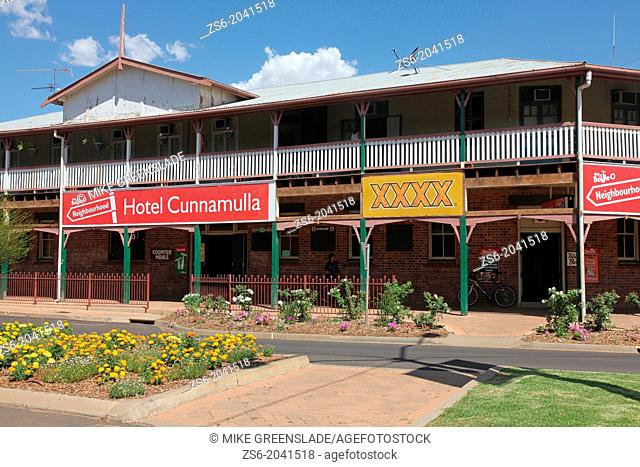 Hotel Cunnamulla, Cunnamulla, QLD, Australia