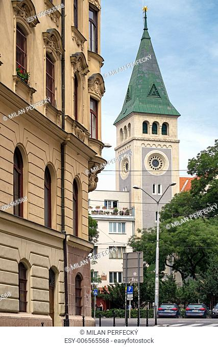 Reformed Church - Bratislava