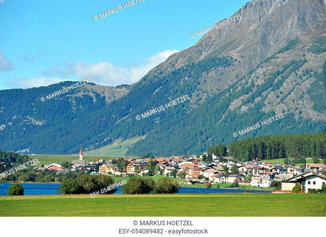 Paznauntal in Italy