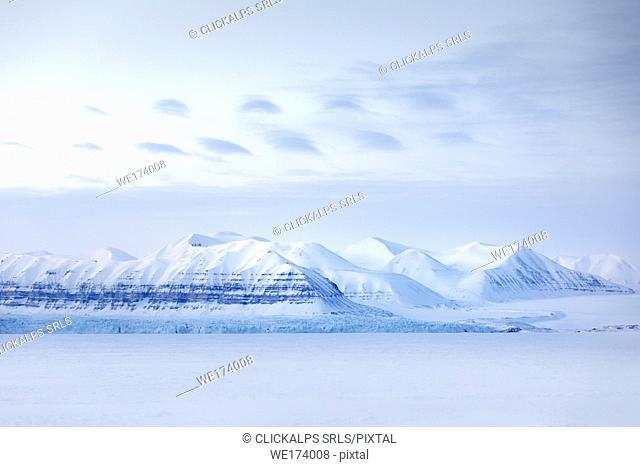 Tempelfjorden, Western Spitsbergen, Svalbard