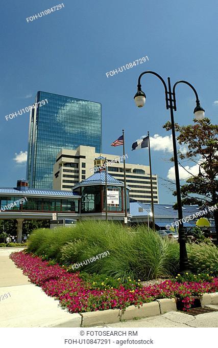 Toledo, OH, Ohio, Downtown, COSI Toledo