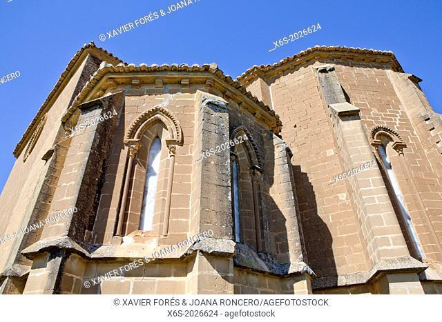 Chapel of San Miguel de Foces, Ibieca, Huesca, Spain