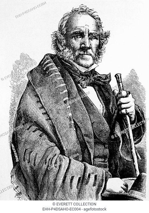 General Sam Houston (1793-1863)
