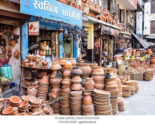 Katmandu Market, Nepal