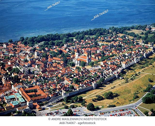 Visby town
