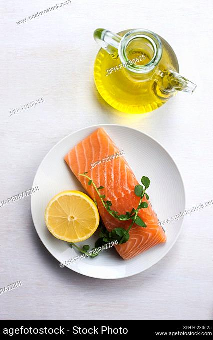 Diet rich in healthy fats