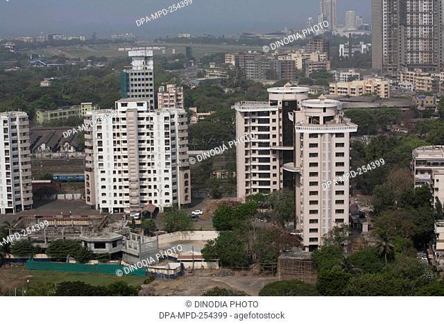 Building, byculla, mumbai, maharashtra, india, asia