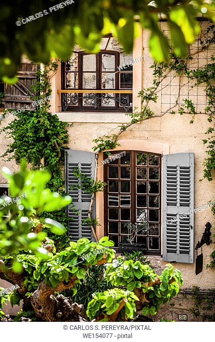 Villecroze in Provence south of France Europe