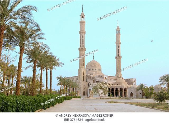 Al Mustafa Mosque, Sharm el-Sheikh, Sinai Peninsula, Egypt