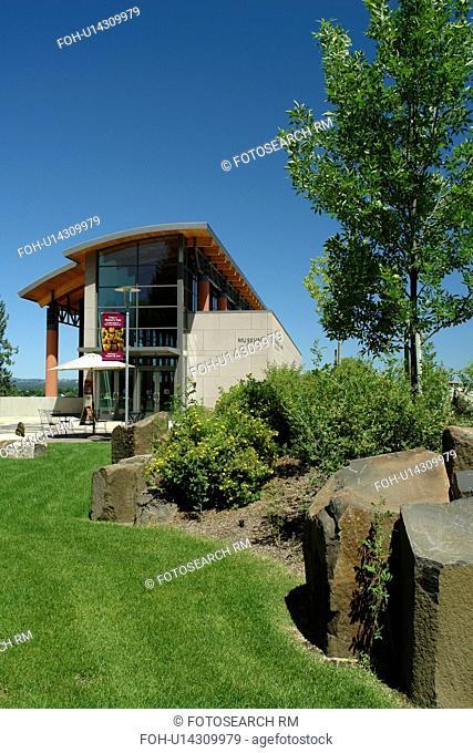 Spokane, WA, Washington, Northwest Museum of Arts and Culture
