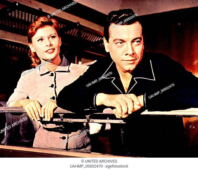 Arrivederci Roma, (SEVEN HILLS OF ROME) USA 1957, Regie: Roy Rowland, MARISA ALLASIO, MARIO LANZA