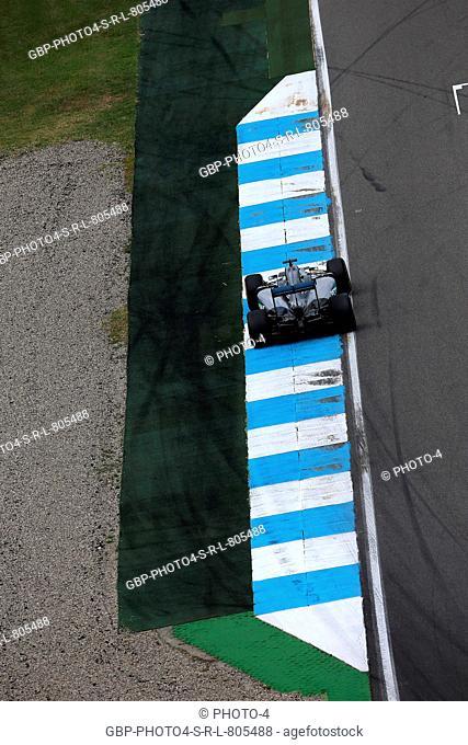 29.07.2016 - Free Practice 2, Lewis Hamilton (GBR) Mercedes AMG F1 W07 Hybrid